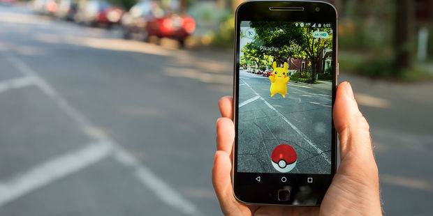 Could Pokemon Go be adapted to boost conservation? Photo / 123RF