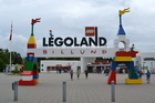 The entrance to Denmark's Legoland theme park. Photo / Creative Commons image by Flickr user Bobby Hidy