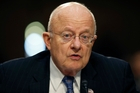 United States Director of National Intelligence James Clapper.
