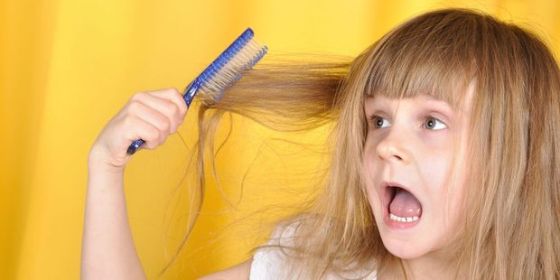 Why is some hair uncombable? Photo / 123RF