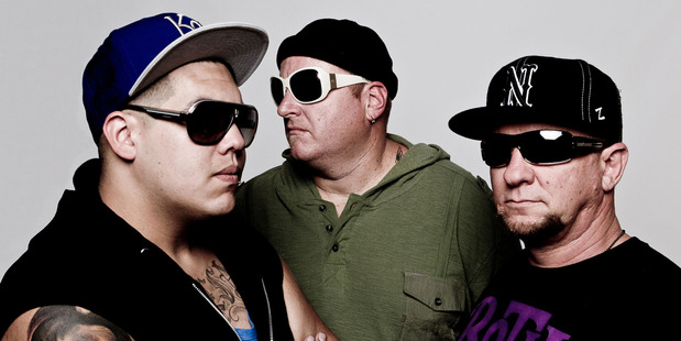 Sublime With Rome will perform in Auckland next March.