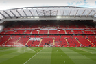Safety concerns have been raised over the reduced in-goal areas which have Anfield at just 91m long for this Monday's Four Nation's final. Photo / Photosport