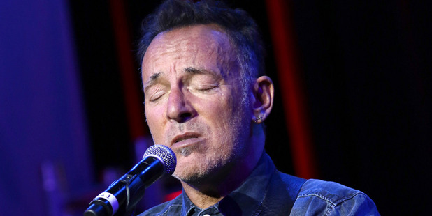 Bruce Springsteen's recent shows have been running up to - and sometimes over - four hours. Photo/Getty