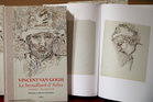 The new book Vincent Van Gogh The lost Arles Sketchbook has experts disagreeing over whether or not they're real. Photo/AP