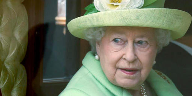 Loading Britain's Queen Elizabeth II has sent a letter of condolence to New Zealand following Monday's earthquake. Photo / AP