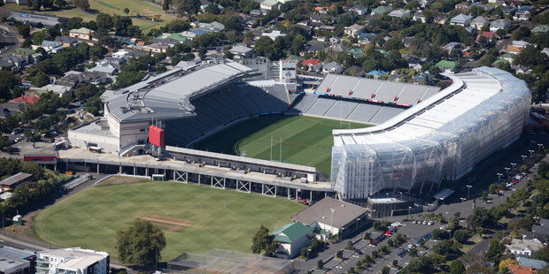 Aerial photograph of Eden Park Auckland. Sky is taking action against TVNZ, Fairfax and NZME alleging they breached copyright in their rugby footage. Photo / File
