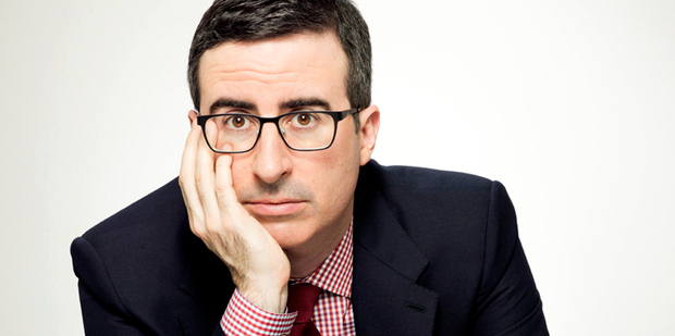 Loading John Oliver has launched a scathing attack against Donald Trump after his election as US President.