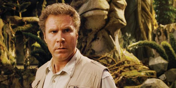 Will Ferrell is reportedly in talks to take part in a Kanye West biopic.