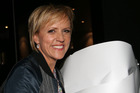 Hilary Barry says she had been planning to leave TV3 for months. Photo/Doug Sherring