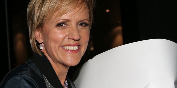 Loading Hilary Barry says she had been planning to leave TV3 for months. Photo/Doug Sherring