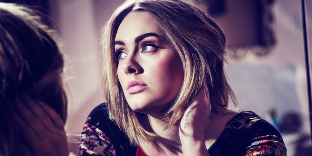 Loading Superstar Adele is coming to NZ for one show only next March. Photo / Supplied