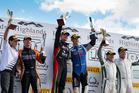 The Highlands 101 podium. Photo / Matthew Hansen