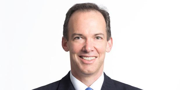 Genesis Energy chief executive Marc England.