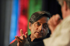 The trend against globalisation is a western phenomenon, not matched in developing economies, Shashi Tharoor, leading Indian political and international figure says.