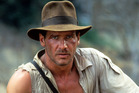 Harrison Ford in a scene from the film 'Indiana Jones And The Temple Of Doom', 1984. Photo / Getty