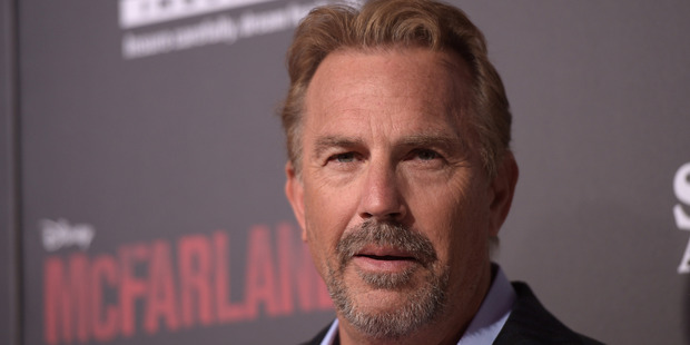 Actor Kevin Costner. Photo / Getty