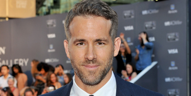 Actor Ryan Reynolds admits he has suffered anxiety. Photo / Getty