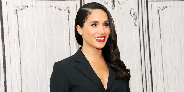 Loading Meghan Markle offers old-fashioned charm and is favoured to be the next addition to the royal family. Photo / Getty