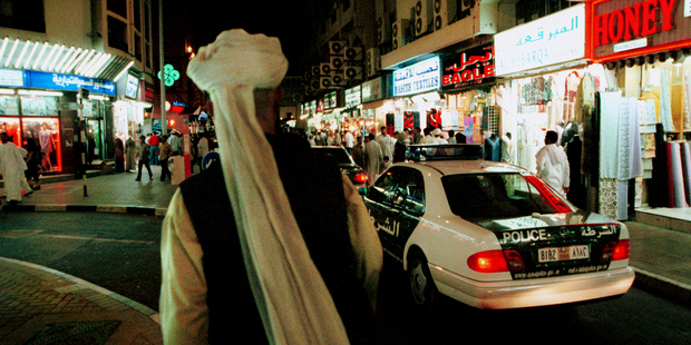 The British woman who was arrested after she was allegedly gang-raped in Dubai. Photo / Getty Images