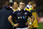 Scotland were forced to relive the horrors of their RWC 2015 quarterfinal loss to Australia this morning as they lost by one point in Edinburgh. Photo / Getty