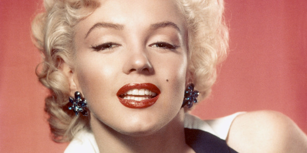 Actress Marilyn Monroe.  Photo / Getty Images