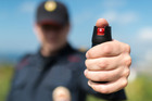 Kaitaia police had to subdue two students with pepper spray. Photo / 123RF