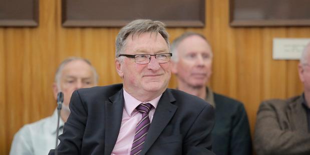 Councillors Rob Vinsen