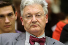 Peter Dunne has echoed calls from the public to strip Destiny Church of its tax-exempt status. Photo / Getty Images