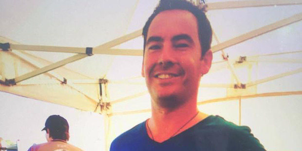 Joshua Goudswaard is missing after failing to return from a holiday in Bali. Photo / via Facebook