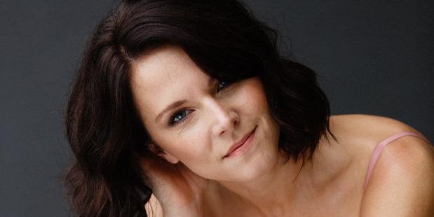 Actress Ria Vandervis.