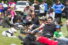 SUPPORT: The Rotorua community and their four legged friends had a great time at the VETPlus Dogs' Day Out. PHOTO/BEN FRASER