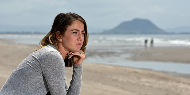 Tauranga City Council respond to concerns from Papamoa residents like Renee Ball, who launched a petition calling for tsunami warning sirens for the Bay. Photo/file