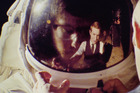 Scene from the movie, Operation Avalanche.