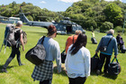 MP Ron Mark has accused some tourists of taking advantage of Kaikoura's hospitality. Photo / NZDF