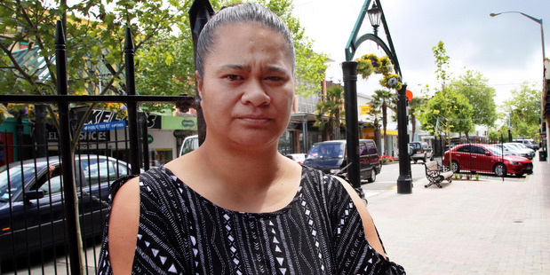 Whanganui mother Sherise Whitu has been frustrated over a lengthy complaint against kohanga reo staff. PHOTO/STUART MUNRO