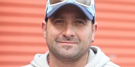 Jonathan Dane, 38, of Omokoroa. Photo/John Borren