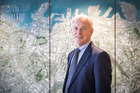 Auckland Mayor Phil Goff talks about ATEED spending and other council costs he is keen to control. Photo / Greg Bowker