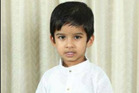 4 year old Aldrich Viju died in an accident at the Angels Childcare Centre. Photo / Facebook
