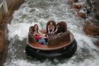 The Thunder River Rapids Ride at Dreamworld, Gold Coast. Photo / Supplied