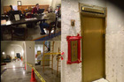 Scenes from Hotel Mark Twain San Francisco as it looked when the author checked in. Photo / Rod Emmerson