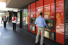 Westpac says its will offer financial assistance to quake-impacted customers. Photo/Carla Gottgens.