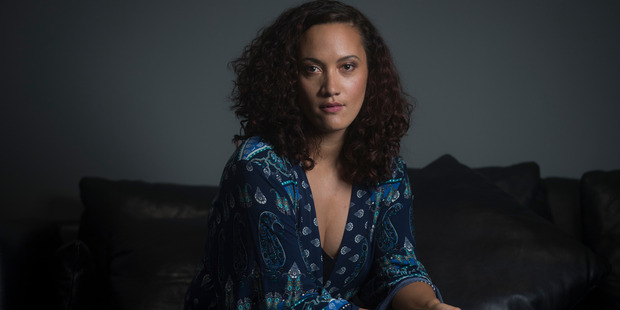 New Zealand singer and actor Ria Hall talks about her upcoming role. Photo: Greg Bowker.