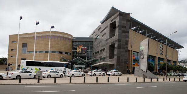 The Museum of New Zealand, Te Papa Tongarewa, in Wellington has reopened. Photo / Mark Mitchell
