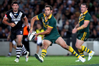 Kangaroos' captain Cameron Smith is the Richie McCaw of rugby league. Photo / Anthony Au-Yeung