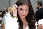 Singer Lorde urges Kiwis to help each other. PHOTO/AP - Thibault Camus