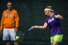 New Zealand tennis player Marina Erakovic. Photo / Jason Oxenham