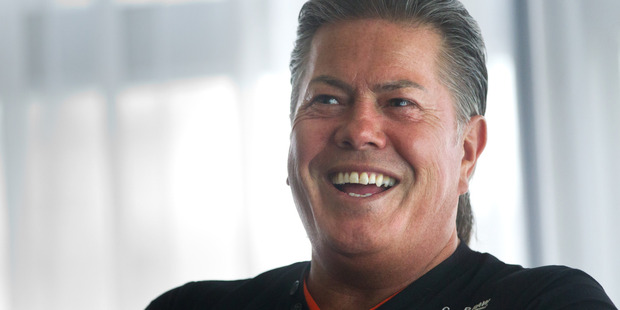 Loading Brian Tamaki's comments blaming gay people for earthquakes has been denounced by another minister. Photo / File.
