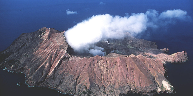 Scientists have observed little effect on New Zealand's volcanoes following the quakes. Photo / File