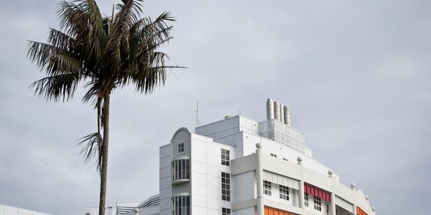 Starship children's hospital at Auckland City Hospital. Photo / Greg Bowker