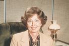 Former Woman's Weekly editor Jean Wishart. Photo / New Zealand Woman's Weekly